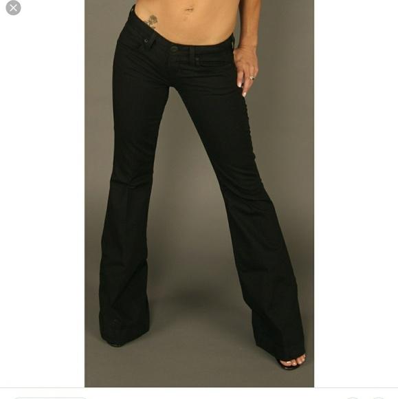 2729db095d4 Hudson Jeans Jeans   Hudson Low Rise Reilly Flare   Poshmark